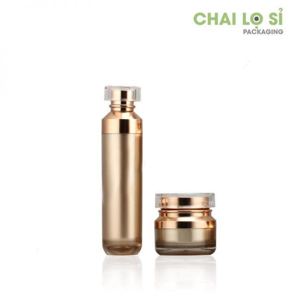 bo-dung-my-pham-acrylic-chai-lotion-pump-essence-cream
