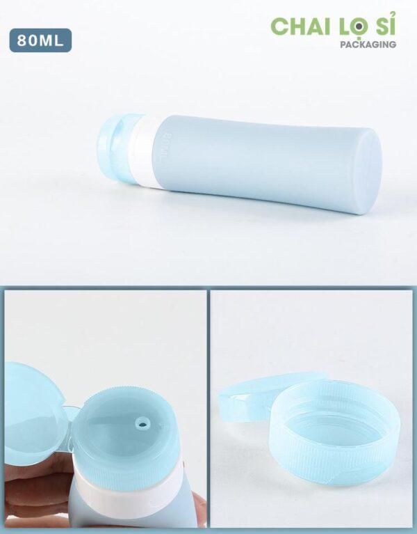 chai-my-pham-silicone-xanh-80ml