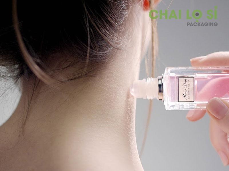 Kiểu dáng của chai nước hoa