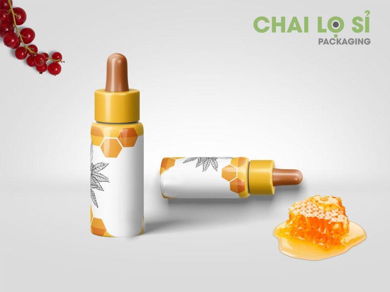 Tầm quan trọng của chai đựng serum trong sản xuất mỹ phẩm