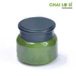 Bộ đựng mỹ phẩm xanh lá 50g 160ml 200ml