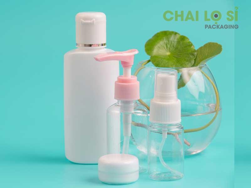 Top 10 Chai Nhựa Chiết Mỹ Phẩm Phá Đảo Thị Trường