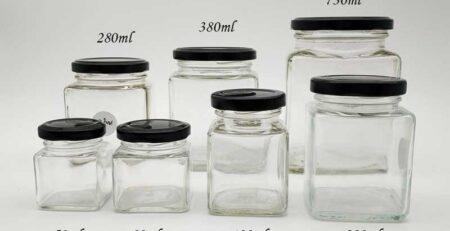 Đơn vị cung cấp hũ thủy tinh nắp nhựa